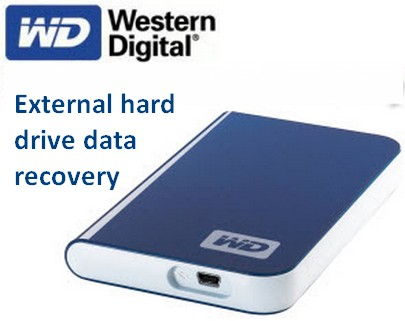 WD external hard drive data recovery 2
