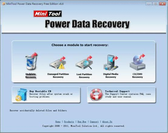 Free file recovery service is provided and hurry to