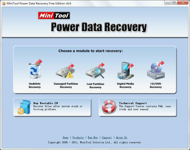 click the functional module undelete recovery to recover deleted files 3 select the partition where file loss appears and click the functional button