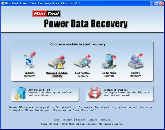 Strip set data recovery