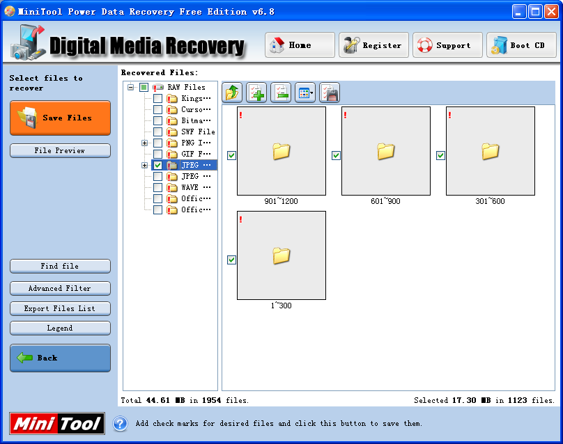 Mobile Memory Recovery Software